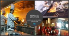 Incendios En Restaurantes Seguridad Y Prevención
