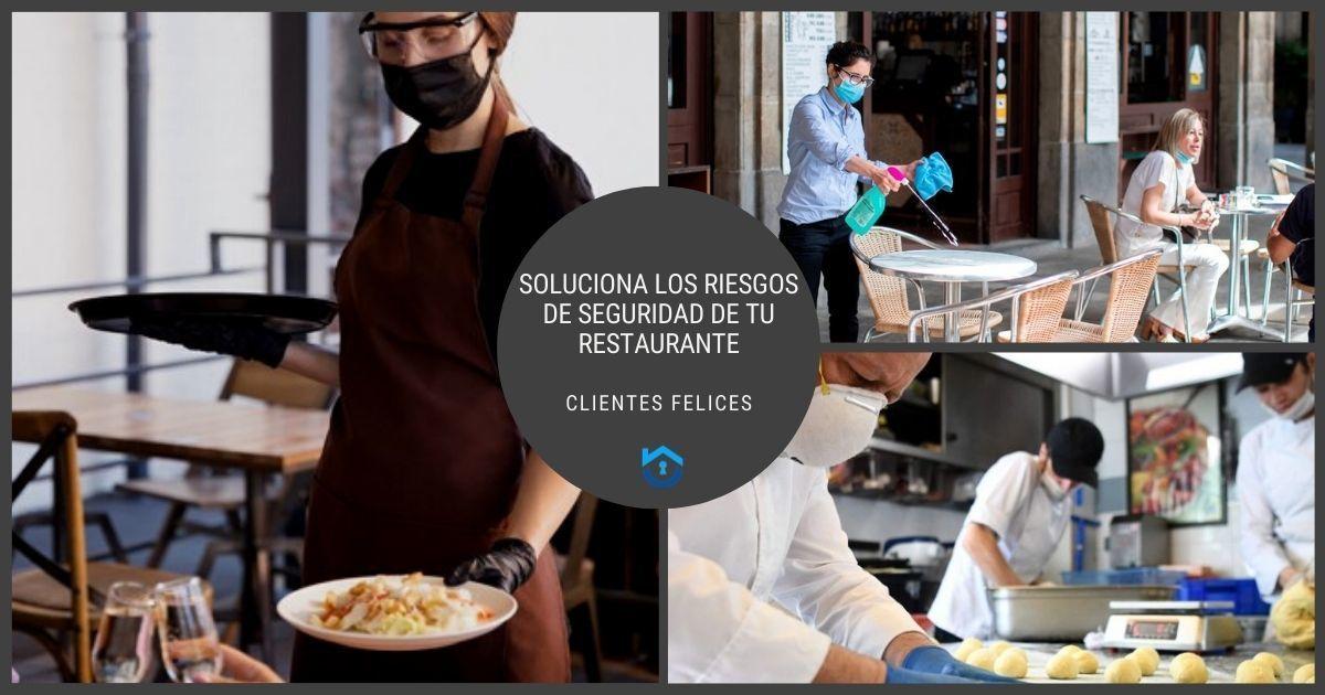 Soluciona Los Riesgos De Seguridad De Tu Restaurante