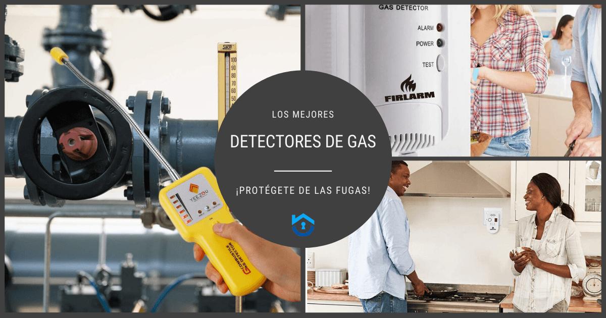 Detectores Gas
