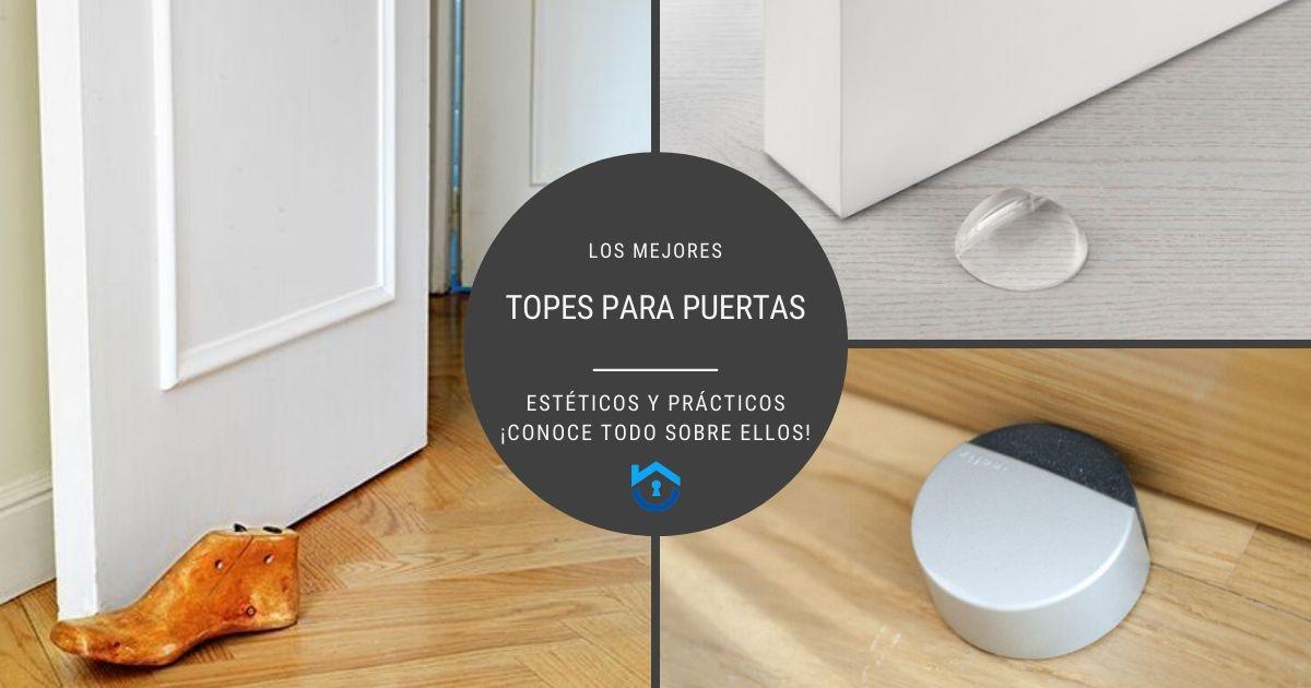 18 Topes Para Puertas para proteger las paredes de tu hogar