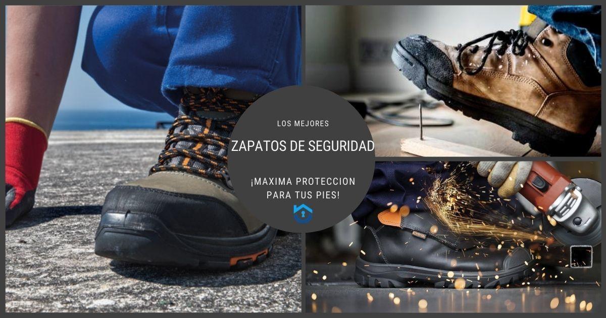 Los mejores zapatos de seguridad