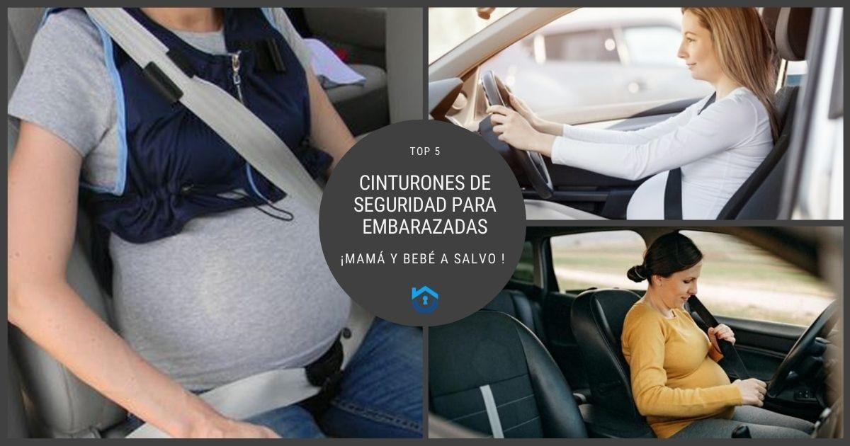 Top 5 TOP 5 cinturones de seguridad para embarazadas